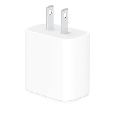 原廠 Apple 20W USB-C 電源轉接器 (MHJA3TA/A)