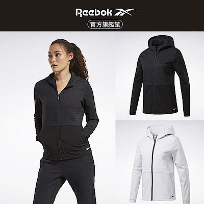 【時時樂限定32折】Reebok Thermowarm Deltapeak 女 連帽外套