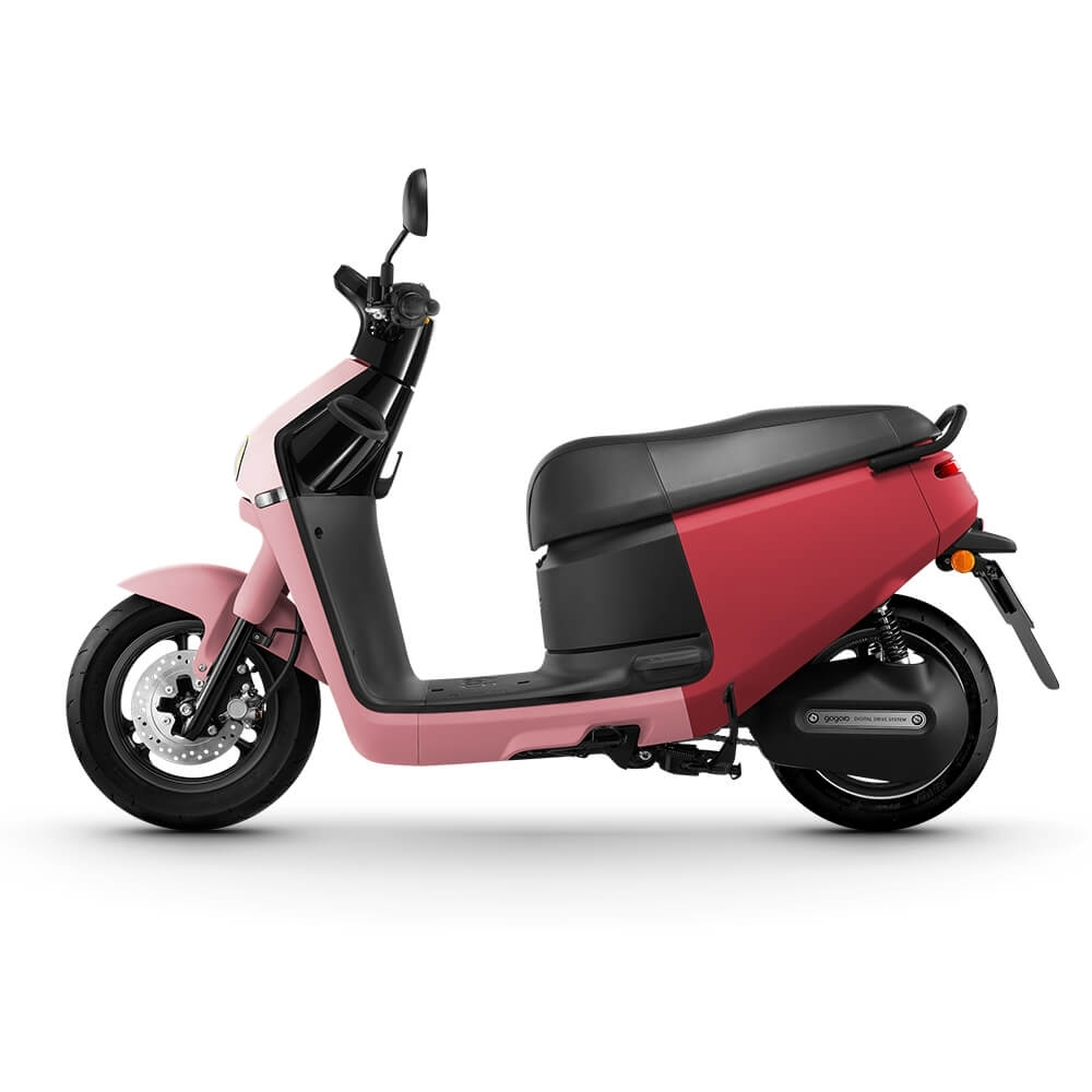 Gogoro 3 Delight MY21 - ROSSO 紅(GSP6DT)