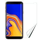 Xmart  for Samsung Galaxy J4+ 高透光亮面耐磨保護貼