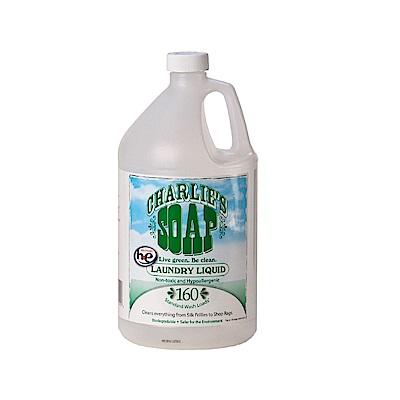 查理肥皂 Charlie s Soap 洗衣精160次3.8L/瓶(共1瓶)