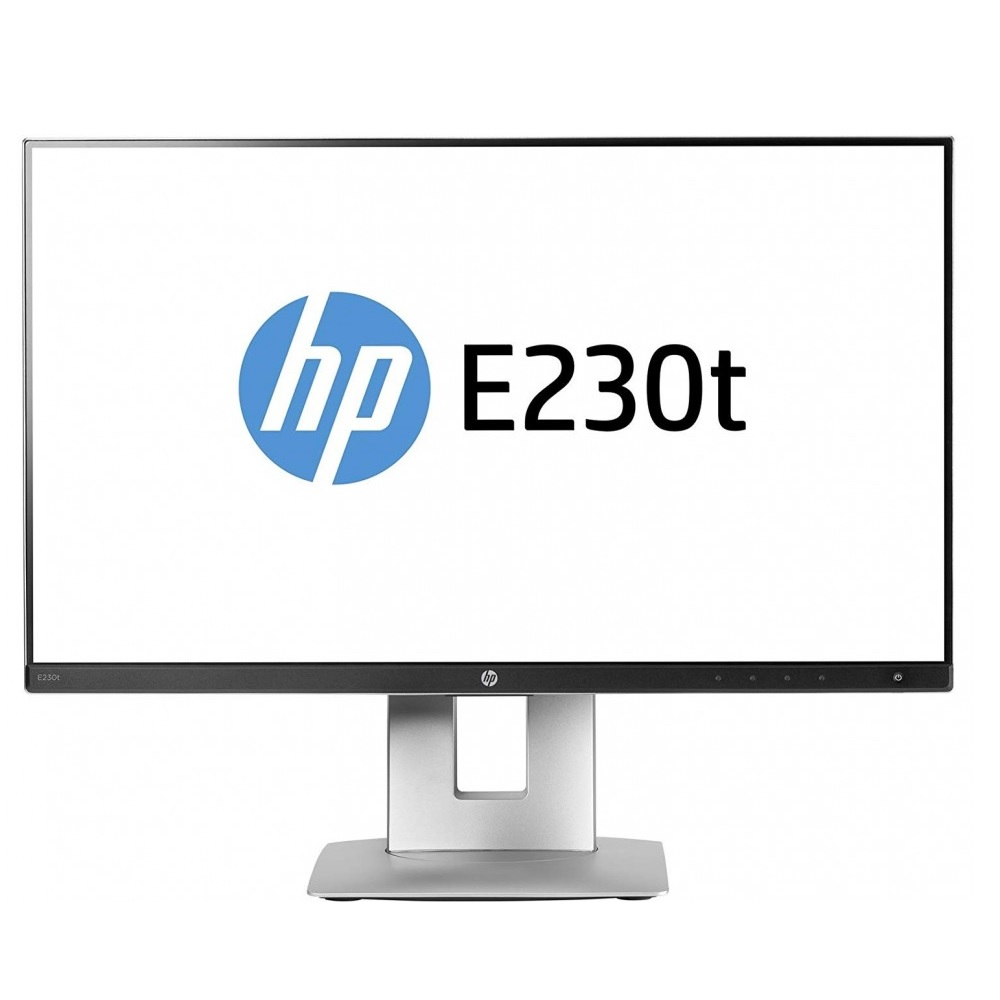HP EliteDisplay E230t 23吋 IPS 觸控電腦螢幕
