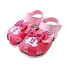 迪士尼米妮休閒涼鞋 sk0724 魔法Baby