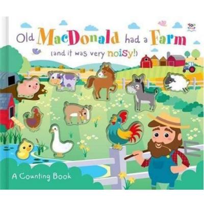Old Macdonold Had A Farm 王老先生有塊地數數學習書