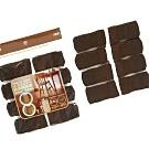 UdiLife 日式椅腳套 8枚入×6組