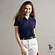 U.S. POLO ASSN. 女小馬短袖POLO衫-藏藍色 product thumbnail 1