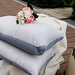 戀家小舖 / 枕頭 四季舒眠3D透氣枕-一入組 水洗棉表布 台灣製