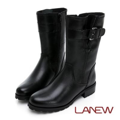 LA NEW 率性百搭中筒靴(女226048530)