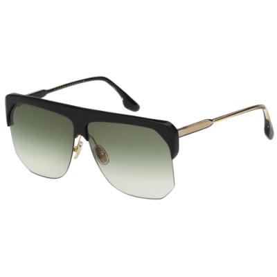 Victoria Beckham 維多利亞貝克漢 太陽眼鏡 (黑+金色)VB601S