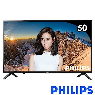 PHILIPS飛利浦 50吋 FHD液晶顯示器 50PFH4082