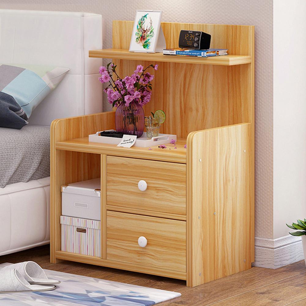 日式簡約床頭櫃床邊櫃