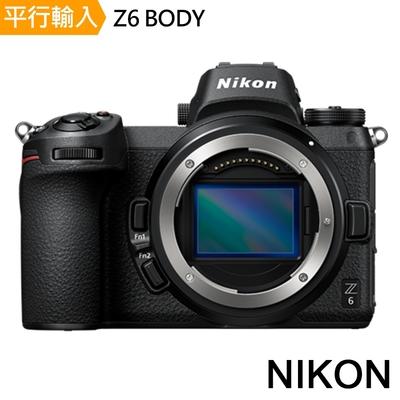 Nikon Z6 BODY單機身 平行輸入