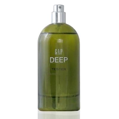 GAP Deep Homme 自我男性淡香水100ml Test 包裝 無外盒