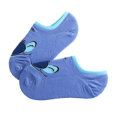 迪士尼史迪奇隱形襪(2雙一組)k50594  魔法Baby