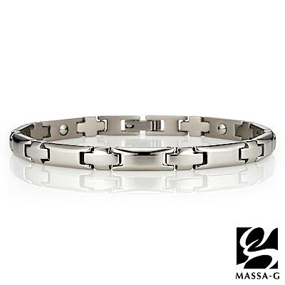 MASSA-G【Elegance典雅】純鈦能量手環