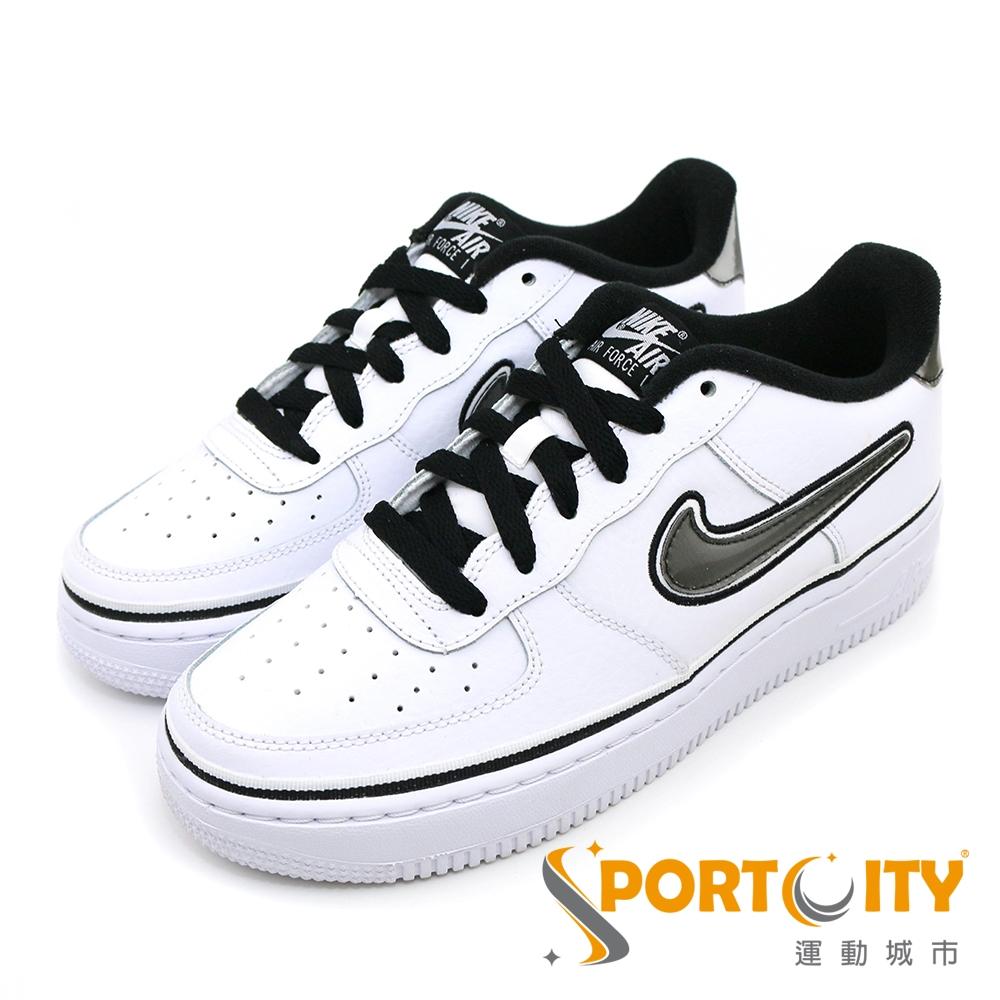 NIKE AIR FORCE 1 LV8 SPORT 女運動鞋 白 | 慢跑鞋 |