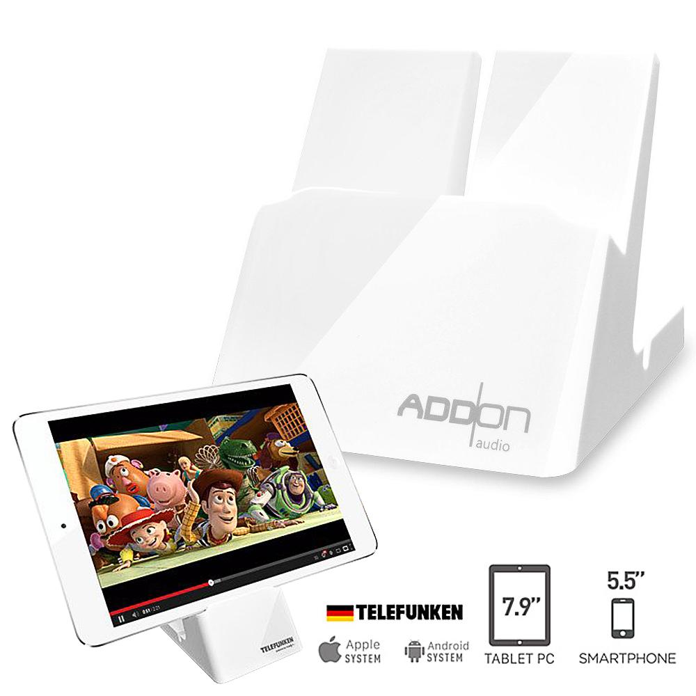 2入-TELEFUNKEN iStay手機平板支撐座For iphone/ipad/各機型