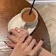梨花HaNA  韓國都市排列浪漫貝石.三個戒指組合 product thumbnail 1