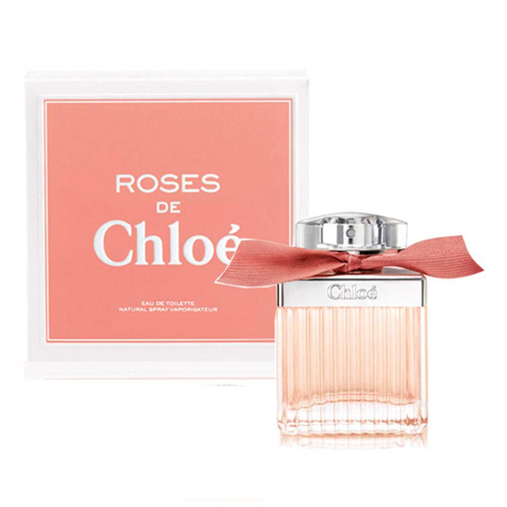 Chloe克羅埃 玫瑰女性淡香水50ml-快速到貨