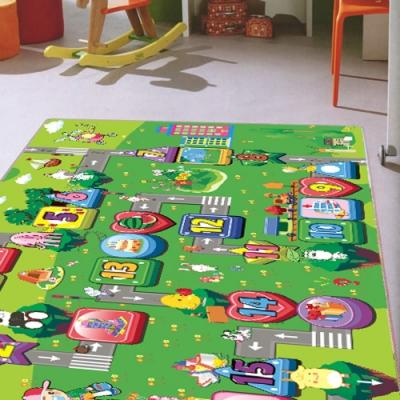 范登伯格 - 珍珠棉遊戲毯 - 數字遊戲 (180 x 200cm)