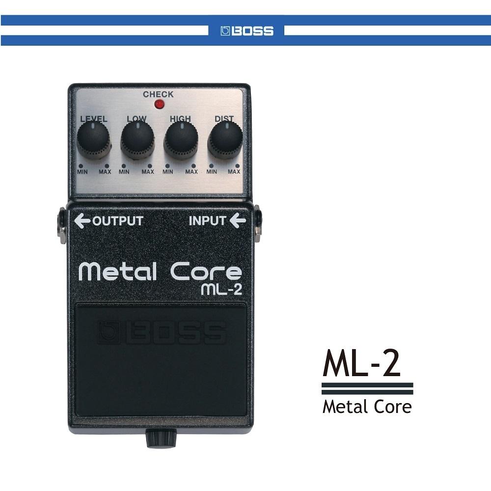 BOSS ML-2 破音效果器