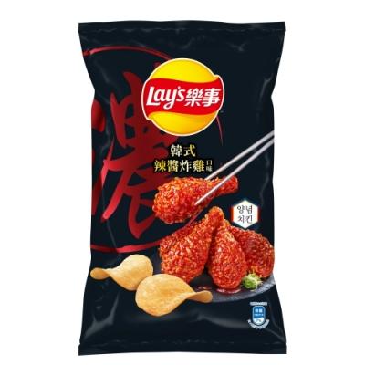 樂事 韓式辣醬炸雞口味洋芋片97G/包