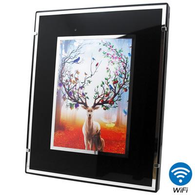【CHICHIAU】WIFI無線網路高清1080P相框造型-針孔微型攝影機+影音記錄器