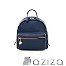 AZIZA  FEDORA 小後背包-藍