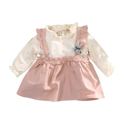 女寶寶長袖連身裙 k61055 魔法Baby