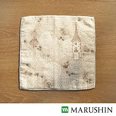 [活動]日本丸真Moomin三層紗布方巾