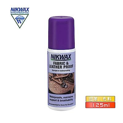 NIKWAX 皮革及布料撥水劑791 125ml