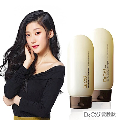 DR CYJ 髮胜月太賦活洗髮精150ml(2入)