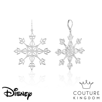 Disney Jewellery by Couture Kingdom 冰雪奇緣雪花耳環