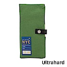 Ultrahard Traveler系列長版護照套-紐約NYC(綠)