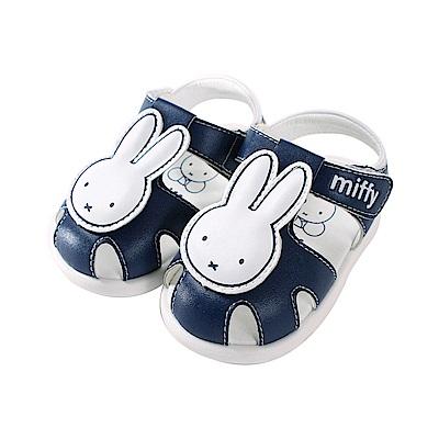 魔法Baby米飛兔寶寶止滑嗶嗶涼鞋 sk0760