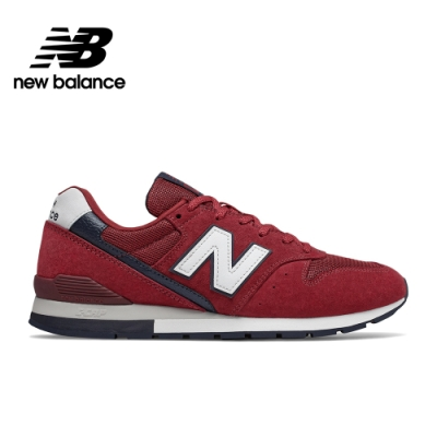 【New Balance】復古鞋_中性_紅色_CM996RA-D