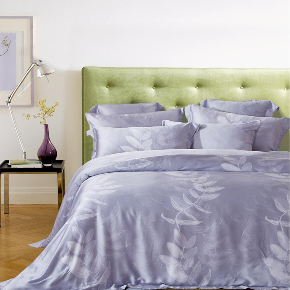 Lily Royal 60支頂級天絲 四件式兩用被床包組 加大 山青與雲