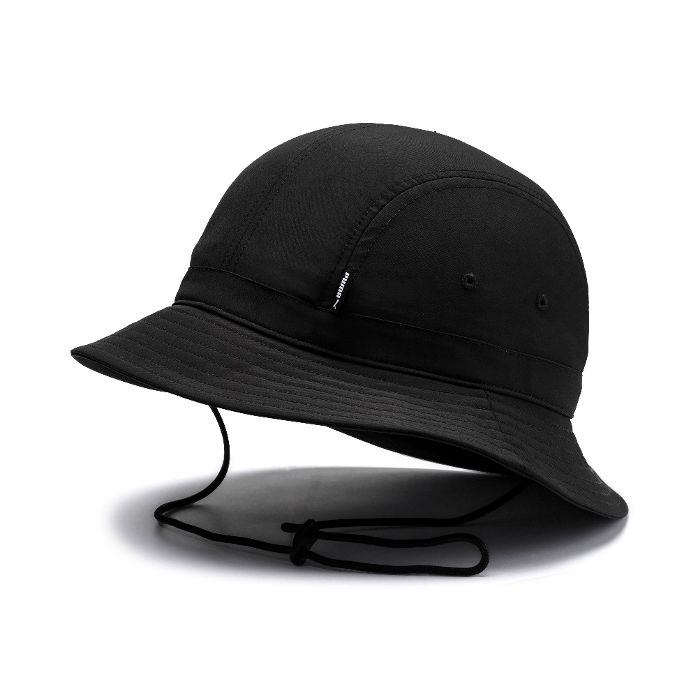 PUMA-男女流行系列漁夫帽-黑色