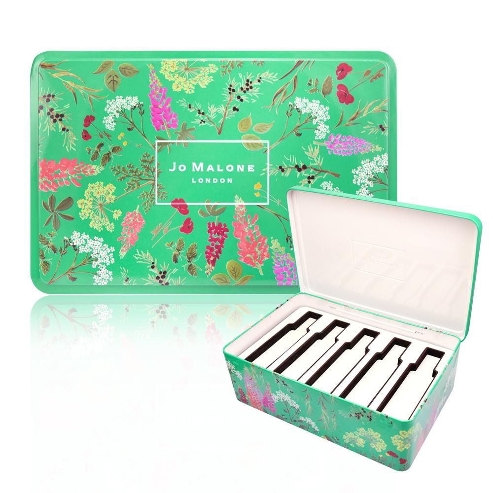 Jo Malone 英倫運河花草香水盒-翠綠