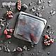 美國Stasher 方形環保按壓式矽膠密封袋-成熟黑(快) product thumbnail 2
