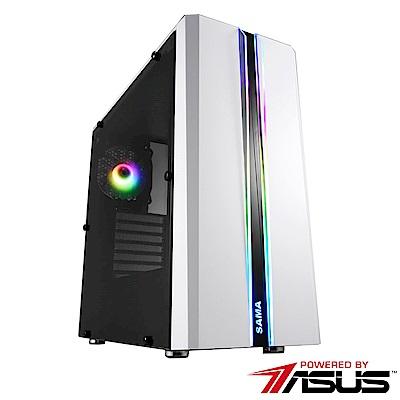 華碩B365平台 [ 狂音教士]i5六核RTX2080獨顯電玩機