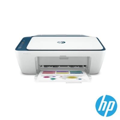 HP DeskJet 2723 彩色無線 WiFi 三合一噴墨印表機
