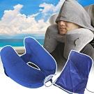 H型 速充多功能旅行頸枕(附拆卸帽)一個