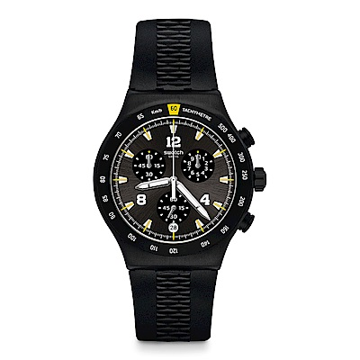 Swatch CHRONONERO 動感時尚手錶