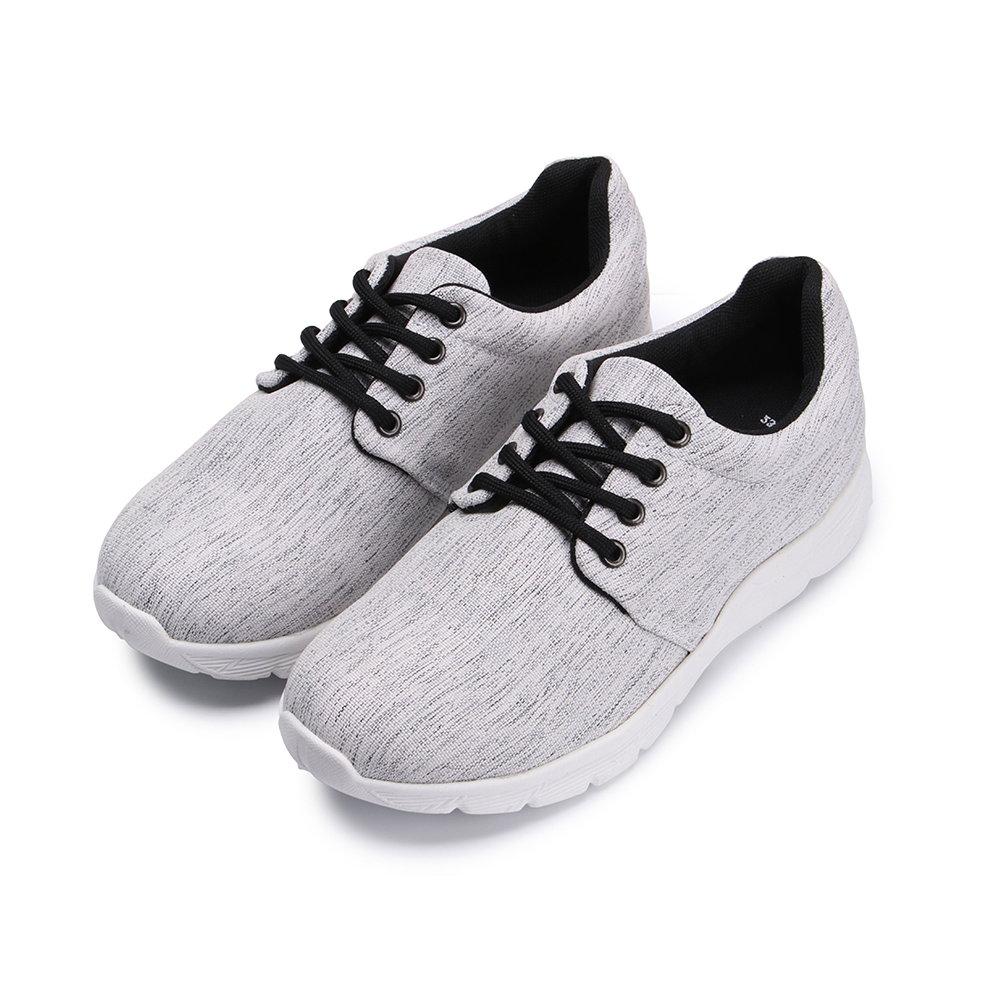 BuyGlasses 低調元素女款慢跑鞋-灰