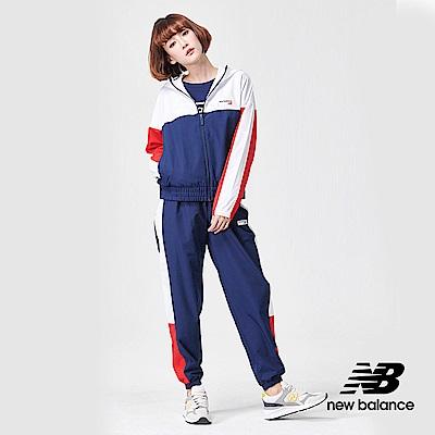 New Balance 連帽外套_AWJ91550PGM_女性_深藍