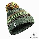 Arcteryx Fernie編織 溫暖毛球帽 松綠