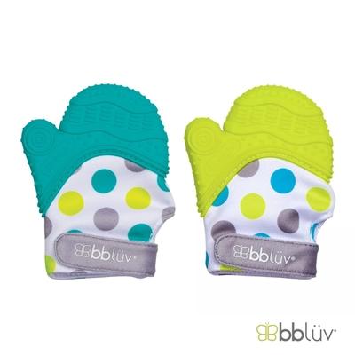【bbluv】啃咬樂手套 附隨行袋 ( 共 2 色可選 )