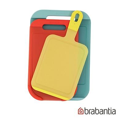 Brabantia多彩砧板3入組