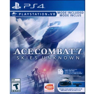 空戰奇兵 7:未知天際 Ace Combat 7: Skies Unknown - PS4 英日文美版